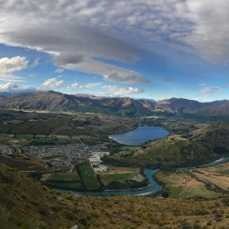 From the Remarkables.